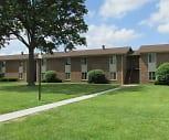 Eastland Apartments, Evansville State Hospital, Evansville, IN