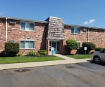 Foster Garden Apartments, Ely Elementary School, Elyria, OH