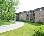 Lindenwood Apartments, Upper Darby Senior High School, Drexel Hill, PA