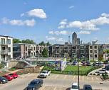 Ingersoll Square Lofts, East Village, Des Moines, IA
