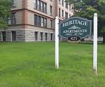 Heritage Apartments, Moreau Elementary School, South Glens Falls, NY