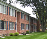 Building, Green Acres Village Apartments