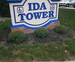 Ida Tower, Downtown Altoona, Altoona, PA