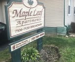 Maple Leaf Apartments, Gary, IN