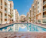 Pool, Gables Grand Plaza Apartments