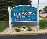 The Woods, North Middle School, Menomonee Falls, WI