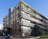 Building, Scandia Apartments