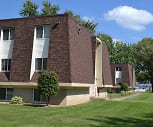 Penn Grove Colony Apartments, Highland Elementary School, Grove City, PA