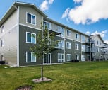 Agassiz Apartments, Elroy Schroeder Middle School, Grand Forks, ND
