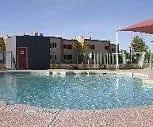 Cien Palmas, Bel Air Middle School, El Paso, TX
