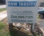 Urbane Apartments & City Homes, Oak Park, MI