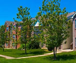 Lakeview Apartments, Columbia College, MO