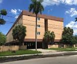 Northview Terrace Apartments, Linda Lentin K 8 Center School, North Miami Beach, FL
