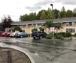 Berlin Rose, Eagle River Elementary School, Eagle River, AK