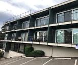 Hilltop House Apartments, West Middle Sylvan Middle School, Portland, OR