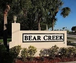 Community Signage, Bear Creek Apartments