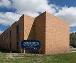 Building, Linden Corners