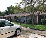 Burlington Terrace Apartments, Phase I, Camp Ernst Middle School, Burlington, KY