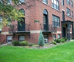Sheldon Apartments, Villa Maria College of Buffalo, NY