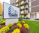 Towers on the Hudson, South Troy, Troy, NY