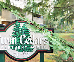 Twin Cedars, Sumner High School, Sumner, WA
