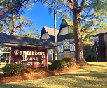 view of community / neighborhood sign, Canterbury House Apartments