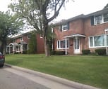 Glenwood Townhouses, 44705, OH