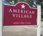 American Village Apts, Vidor Junior High School, Vidor, TX