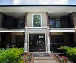 Building, Goshen Terrace Apartments