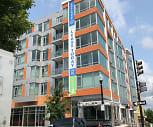 Tenley View Apartments, Janney Elementary School, Washington, DC