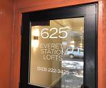 Everett Station Lofts, Northwest District, Portland, OR
