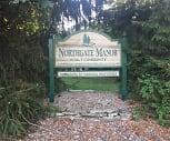 Northgate Manor, John S Burke Catholic High School, Goshen, NY
