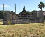 Galilian Apartments, De Escandon Elementary School, Edinburg, TX