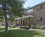 Crossroads Gardens Apartments, Assumption Catholic School, Perth Amboy, NJ