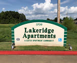 Lakeridge Apartments, New Boston, TX