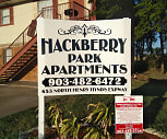 HACKBERRY PARK APARTMENTS, Van Alstyne High School, Van Alstyne, TX