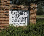 Colonial Manor Properties, Eastlawn Elementary School, Pascagoula, MS