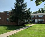 Lexington Apartments, Immaculate Conception School, Somerville, NJ