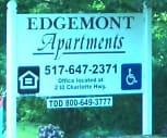 Sign, Edgemont