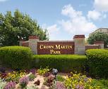 Crown Martin Park, Northwest Oklahoma City, Oklahoma City, OK