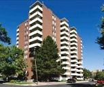 Tiffany Apartments, Cheesman Park, Denver, CO