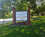 Park Island Apartments, 277 Grandview Middle Alternative Learning Center, Mound, MN