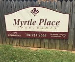 Myrtle Place, Statesville High School, Statesville, NC