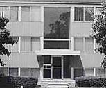 B&w ext., Greenview Apartments