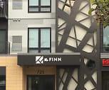 The Finn, Horace Mann School, Saint Paul, MN