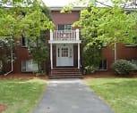 Exterior, Iris Court Apartments