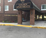 Golden Apartments, Cathedral School, Superior, WI