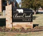 Community Signage, Bear Creek Villas