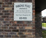 Parkdale Place Apartments, Beaumont, TX
