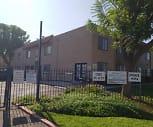 Highland Club Apartments, San Gorgonio High School, San Bernardino, CA